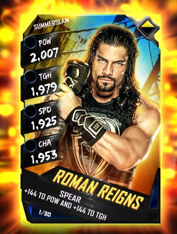 2K宣布WWE SuperCard推出全新SummerSlam層級