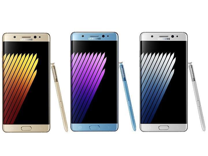 Samsung三星Galaxy Note 7內鬥誰較強?