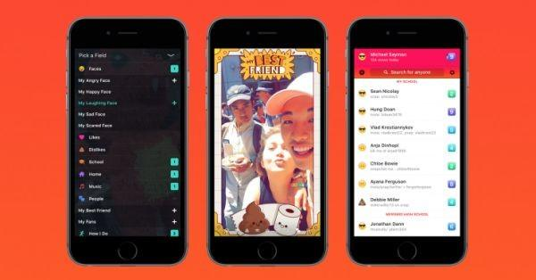 死磕Snapchat!Facebook推出新社交軟件,只為21歲以下青少年服務