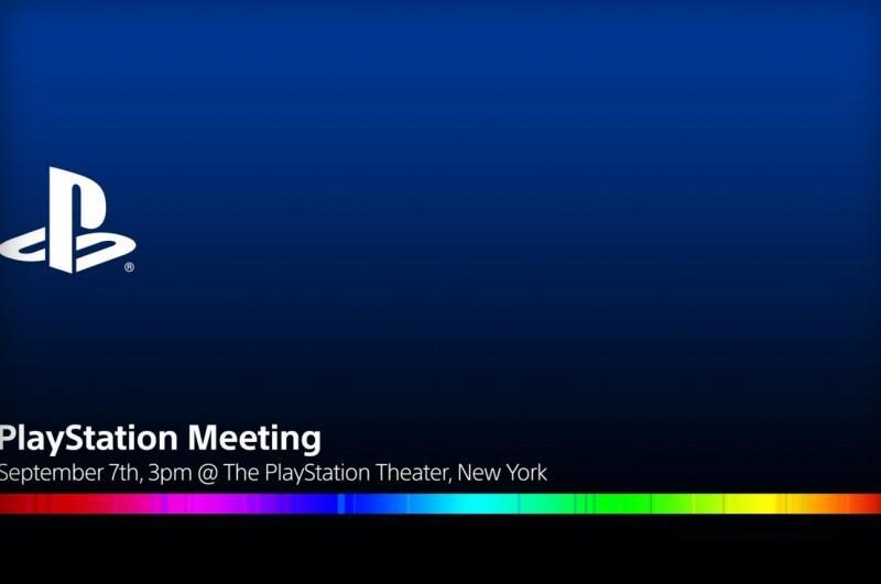 外媒稱SONY 將於9月7日公佈兩款新主機:PS4 Slim和PS4 Neo