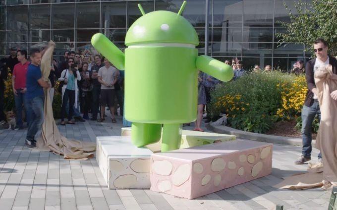 Android牛軋糖正式版上線只有Nexus用戶可下載