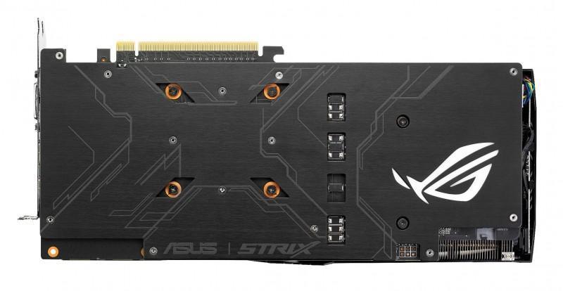 ASUS 華碩全新ROG STRIX RX480旗艦電競顯示卡 明起震撼上市!