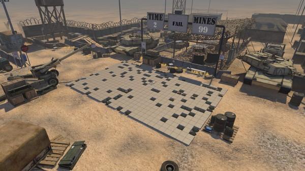 MineSweeper VR踩地雷VR於Steam上架,售價台幣120元