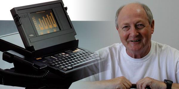 筆記型電腦發明人-John Ellenby去世