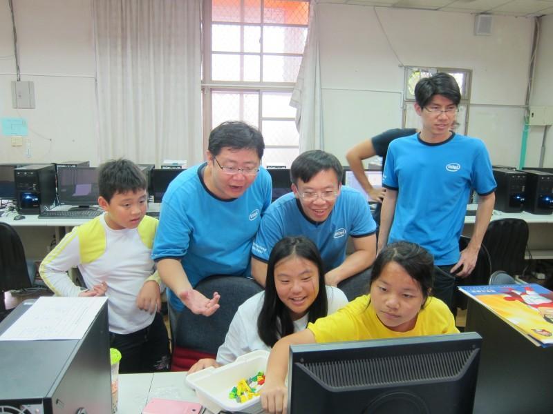英特爾台灣分公司連續七年榮獲「天下企業公民獎」