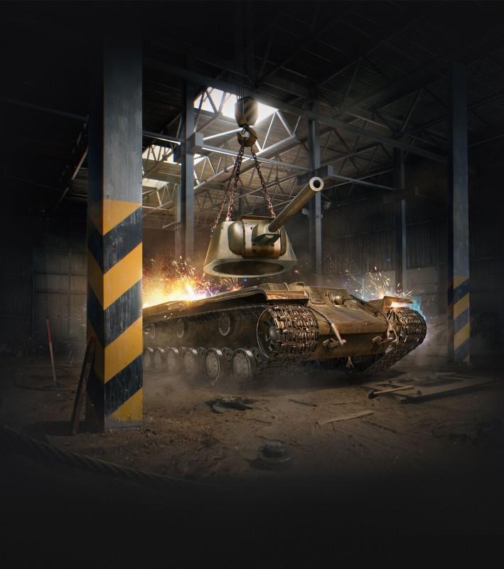 Wargaming修復傳奇KV-1蘇聯戰車全新影片釋出 完整紀錄蘇聯最具代表性戰車KV-1修復歷程