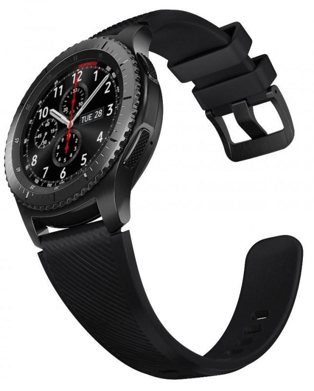 Samsung 三星於IFA展前推出Gear S3穿戴式裝置