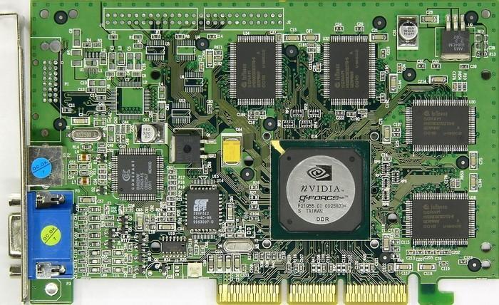 GPU的開創者 NVIDIA慶祝GeForce顯示卡17週年