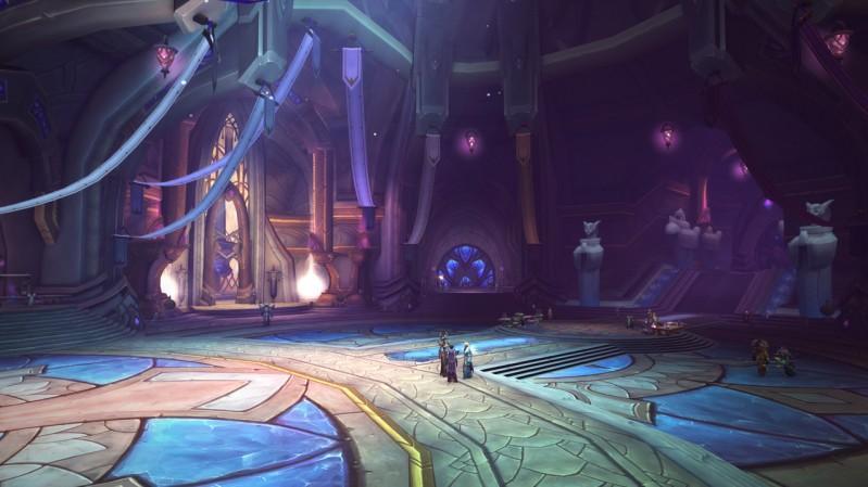 魔獸世界:軍臨天下正式上市 艾澤拉斯戰火四起!