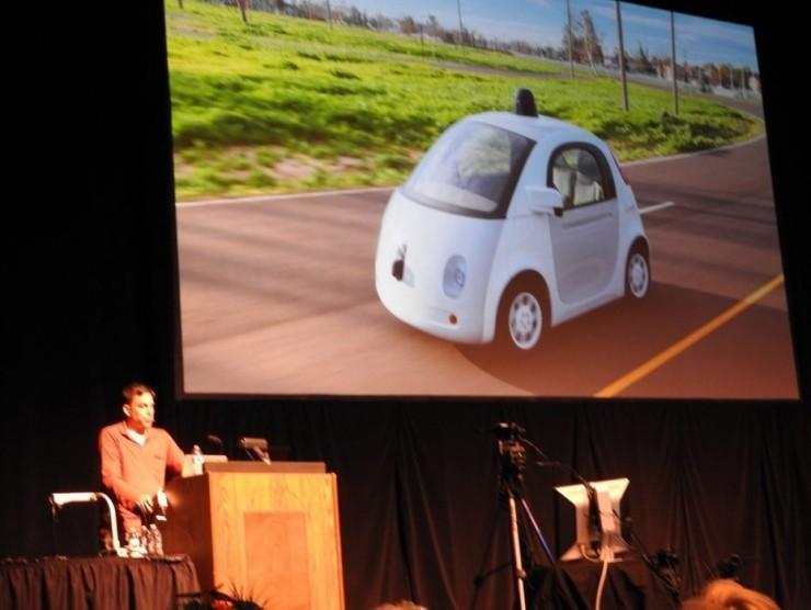 Google:高端晶片市場的驅動力不在PC或手機,而是自動駕駛汽車| 新智駕