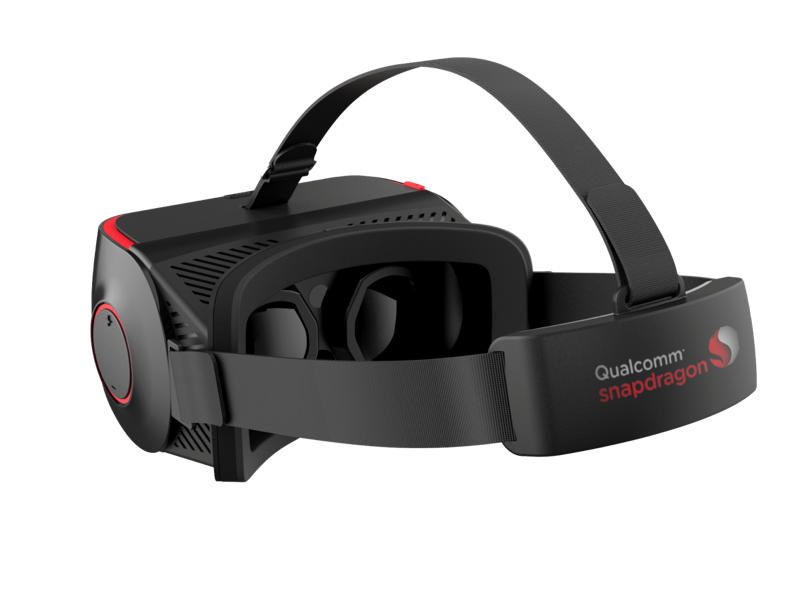 高通發表Snapdragon VR820參考平台 打造頭戴式顯示器提供沉浸式使用者體驗