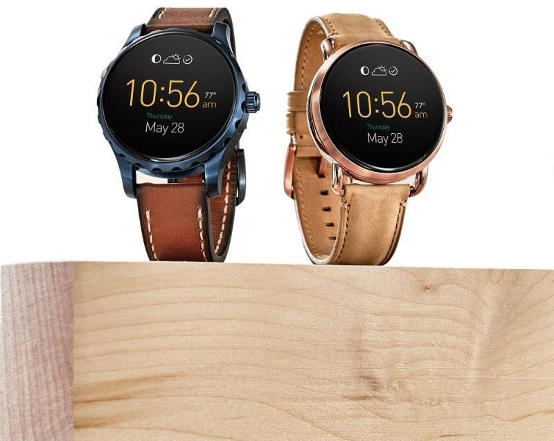 高通與Fossil宣佈搭載Snapdragon Wear的新一代智慧手錶問市