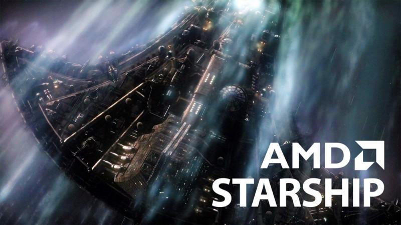 跳過10nm!AMD 7nm處理器代號Starship:48核、180W