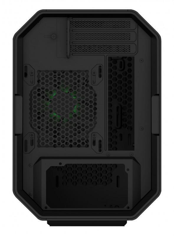 Cube-Designed by Razer—Antec與Razer雙品牌合作機殼