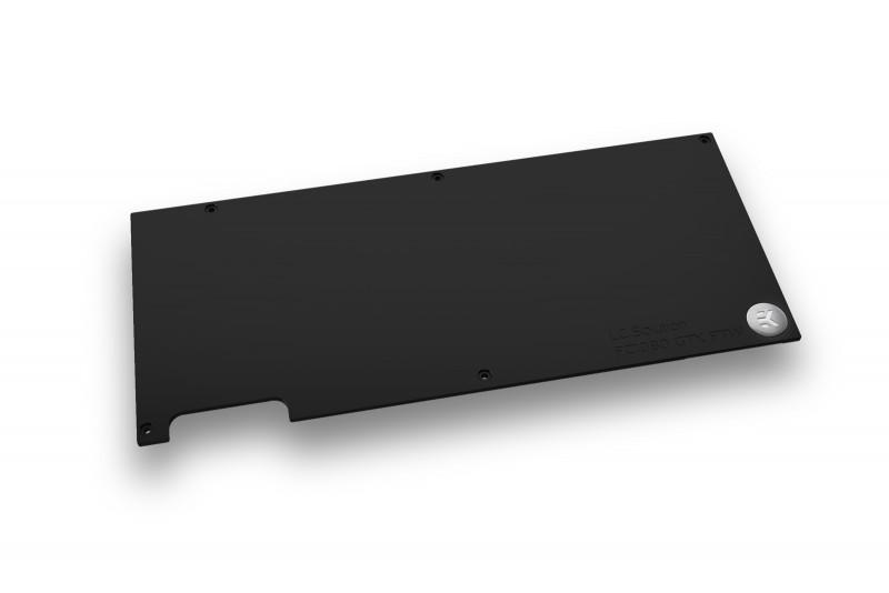EK推出EVGA GTX 1080 FTW顯示卡專用水冷頭