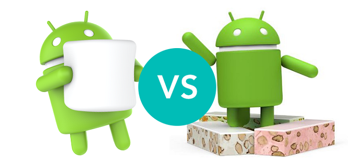 Android 6.0 VS Android 7.0效能大比拼!結果竟然………