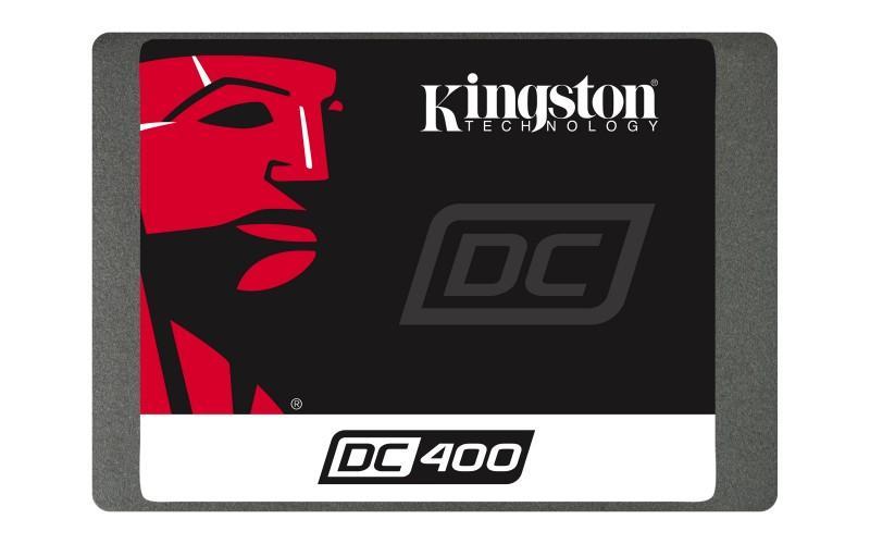 金士頓推出資料中心專用入門級固態硬碟DC400