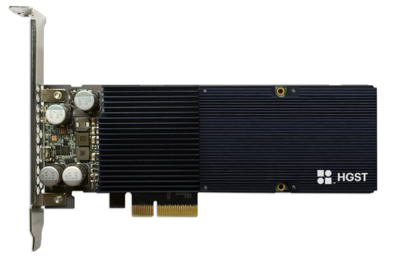 Western Digital旗下HGST品牌Ultrastar SN150 PCIe NVMe SSD進一步拓寬VMware存儲環境解決方案產品組合