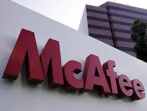 英特爾拆分McAfee,31億美元出售51%股權
