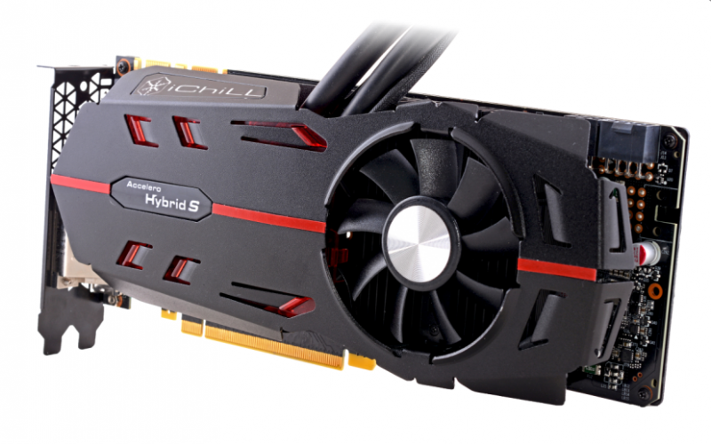 INNO3D推出iChill GeForce GTX 1080 Black空水散熱器