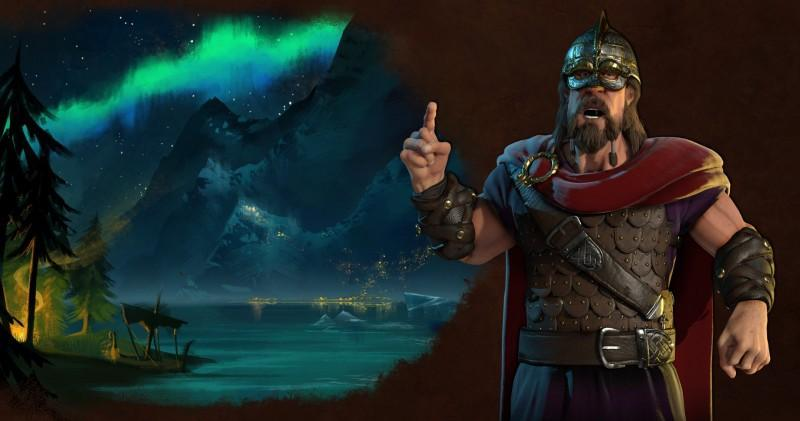 席德•梅爾的文明帝國VI 裡由哈拉爾.哈德拉達擔任挪威領袖