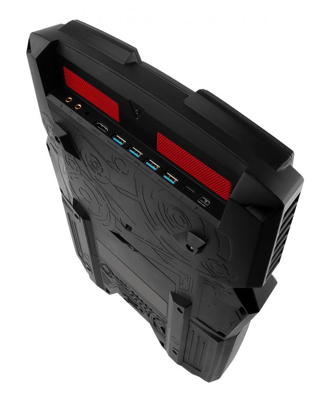 MSI 微星發表VR電競背包VR One,將於十月上市
