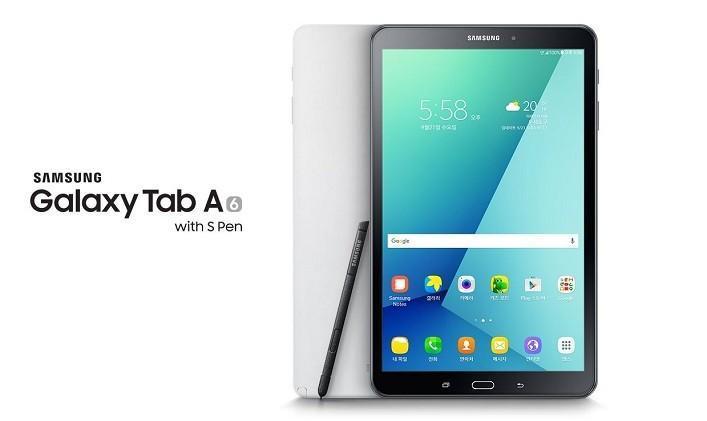 SAMSUNG三星發表10.1吋新平板-Galaxy Tab A 10.1!S Pen加持!