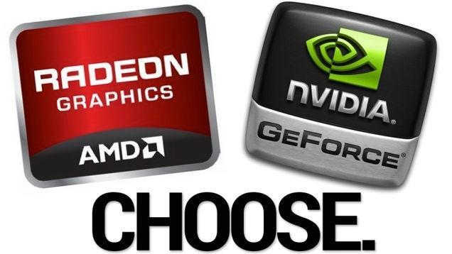 NVIDIA、AMD獨立顯示卡市場調查分析