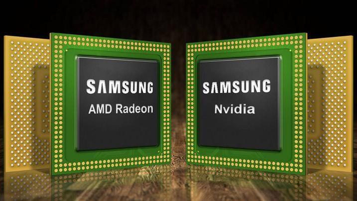 SAMSUNG三星手機要用NVIDIA、AMD GPU?可能嗎?