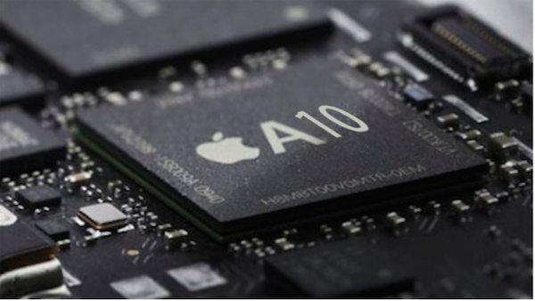 手機超越PC!iPhone 7跑分勝MacBook Air!