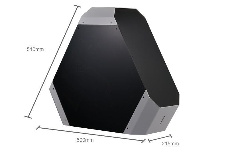 GEEEK H700全壓克力機殼 水冷組裝