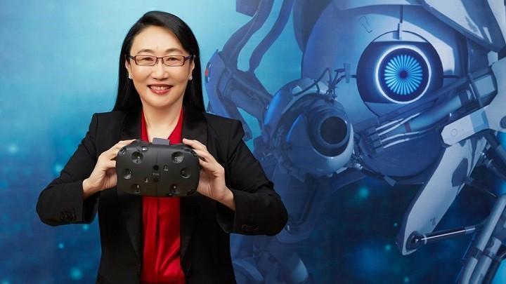 HTC Vive最新銷售量曝光!王雪紅應該很開心!