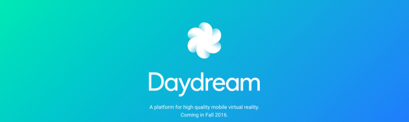 Google Daydream VR 開發工具結束測試正式上線