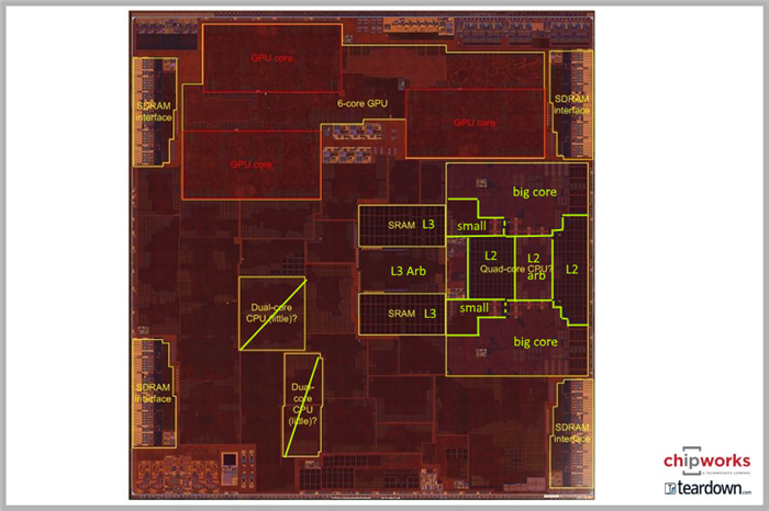 """""""猶抱琵琶半遮面"""",A10 Fusion 低功耗小核心已被找到"""
