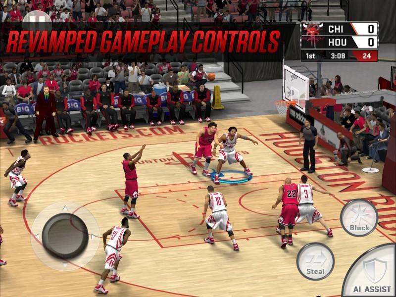 隨時隨地享受籃球樂趣 NBA 2K17行動裝置版現已發售
