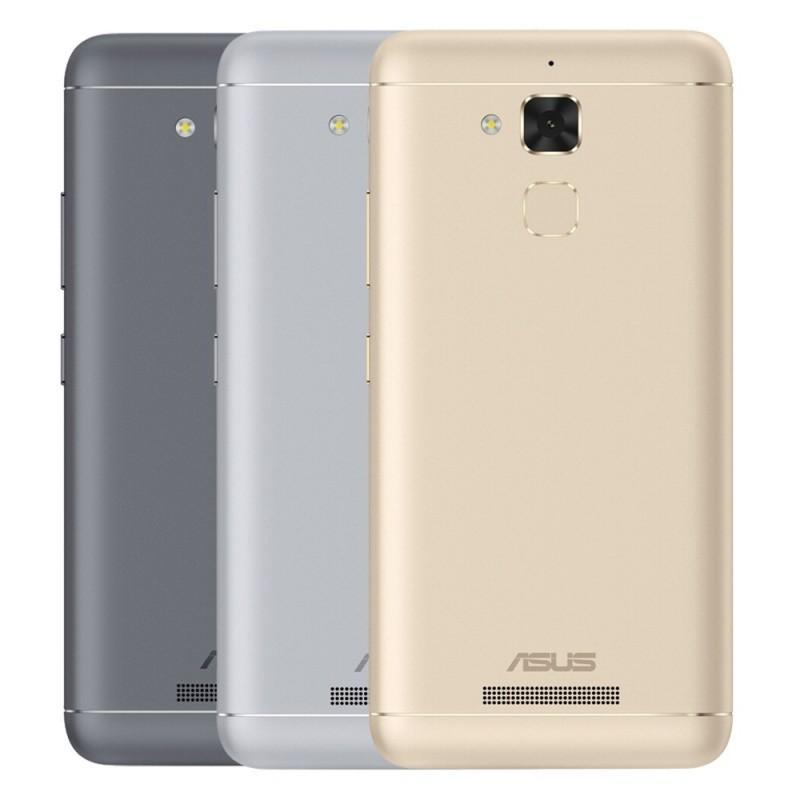 ASUS ZenFone 3 Max外觀採用金屬材質,加入指紋辨識功能,延續反向充電