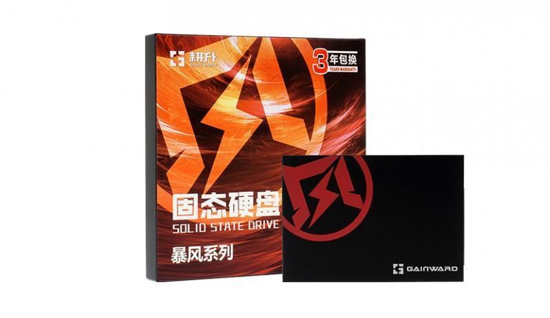 耕升GAINWARD進軍SSD市場,推出旋風120GB和暴風240GB