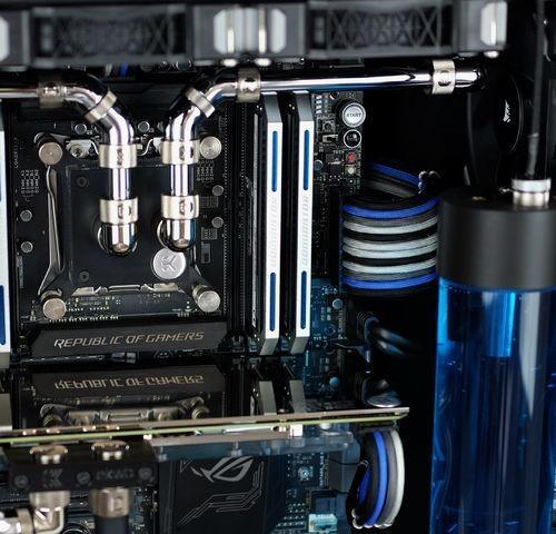 Parvum M1.0搭配EK水冷