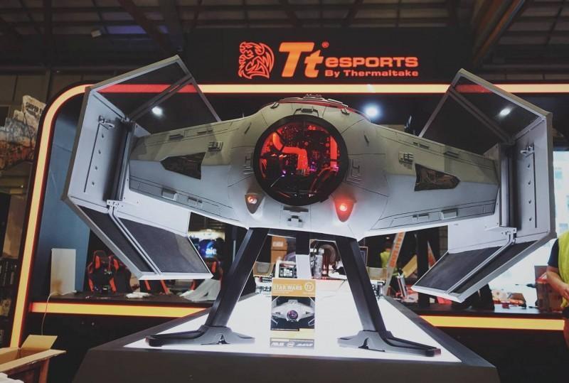 曜越與曜越電競Tt eSPORTS參加澳洲最大 2016澳洲EB Games電玩展(EB Games EXPO 2016)