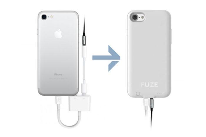 蘋果讓你失去的3.5mm耳機接口,可以在這個保護殼上找回來!