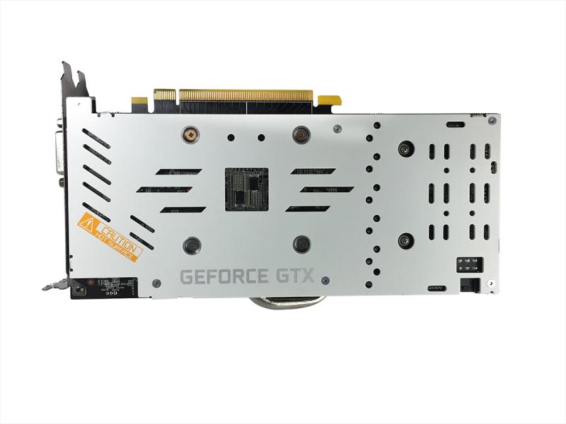 GALAX推出白色GTX 1060 EX OC White 6GB顯示卡