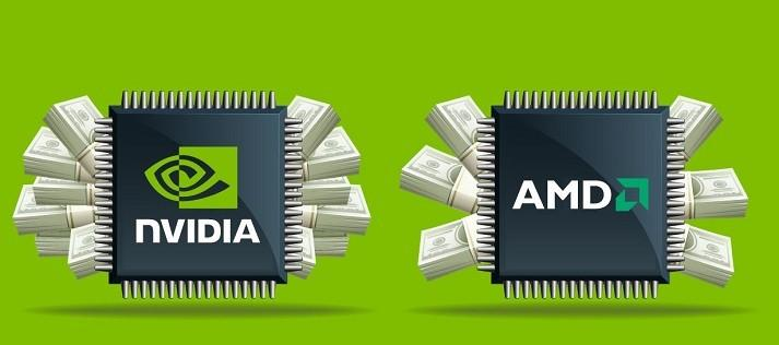 NVIDIA別跑!AMD開始逆襲!