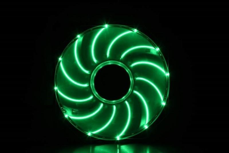 ENERMAX安耐美 D.F.VEGAS逆轉彈塵發光風扇系列 搶眼登場