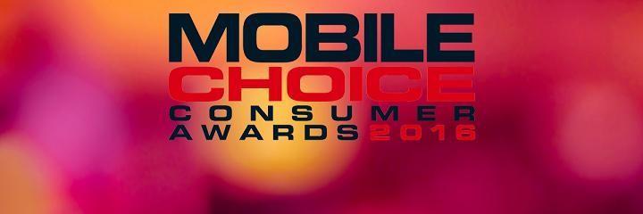 Mobile Choice Consumer Awards行動裝置消費者選擇獎揭曉