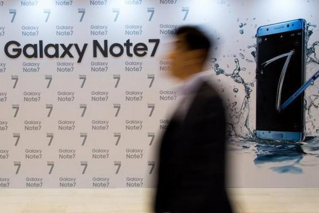 三星全球叫停銷售和置換Note7 並請用戶停止使用