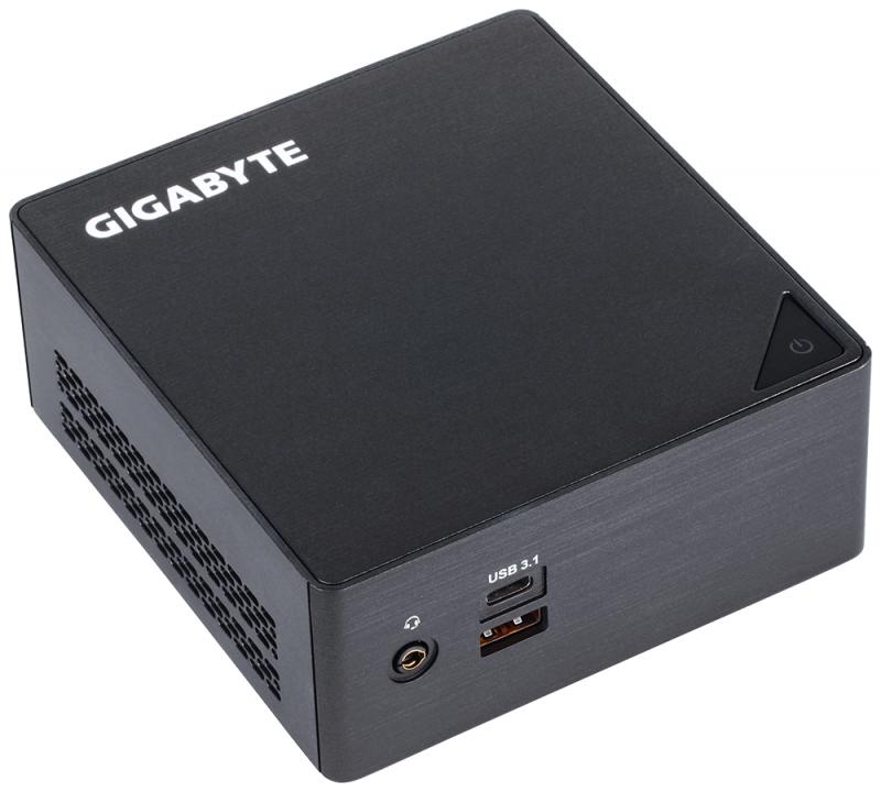 GIGABYTE BRIX 微型電腦升級第七代處理器