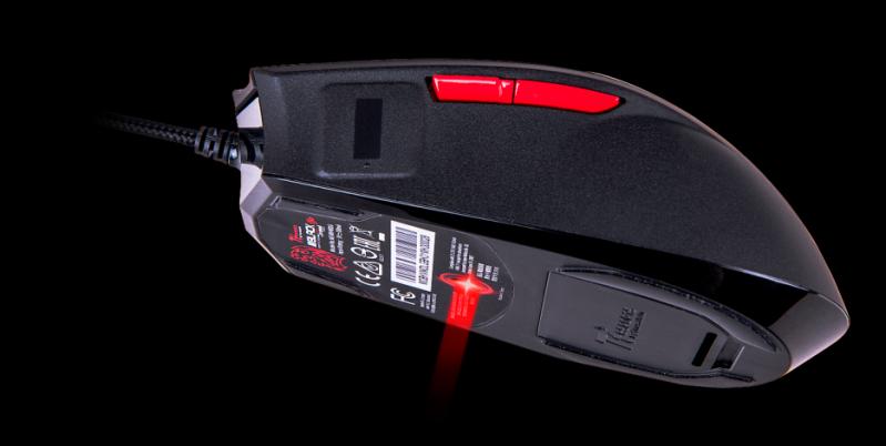 曜越電競Tt eSPORTS獻上曠世鉅作 全新黑者BLACK FP指紋辨識電競滑鼠