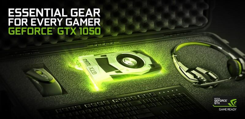 探索GeForce PC遊戲新大陸:NVIDIA推出GeForce GTX 1050 與GeForce GTX 1050 Ti