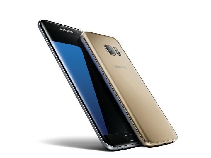 SAMSUNG三星官方確認!水藍色Galaxy S7 Edge來了!