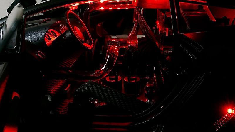 Lambo Car PC